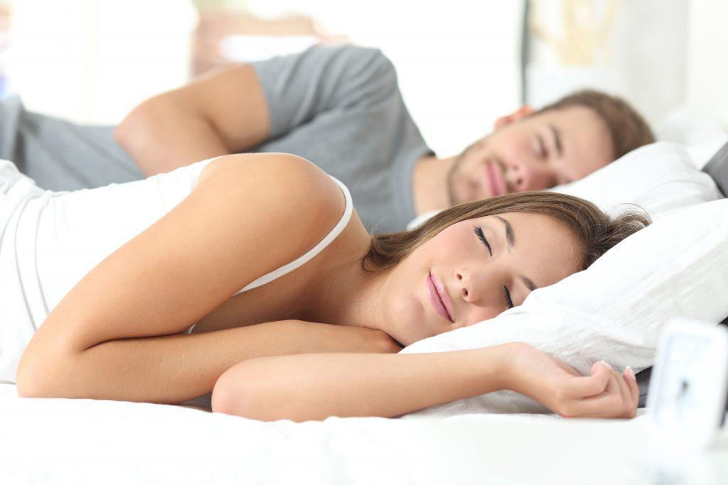 schneller einschlafen*